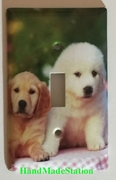 Puppy dogs Cover plate