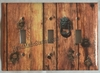 Rustic Barn Wood Door Triple Cover