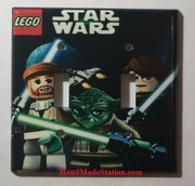 Star Wars Lego Double