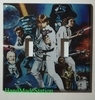 Star Wars Old Poster Double