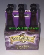 Sweet Water Brewing Company 6 Pack Year 1983