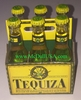Tequiza Beer 6 pack Year 1984
