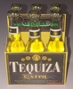 Tequiza Extra beer 6 Pack Year 1998 - Mexican