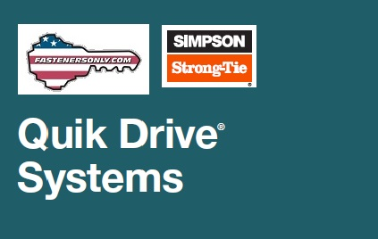 Quik Drive Auto-Feed Systems