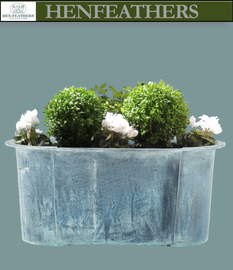 Avignon Trough Planter