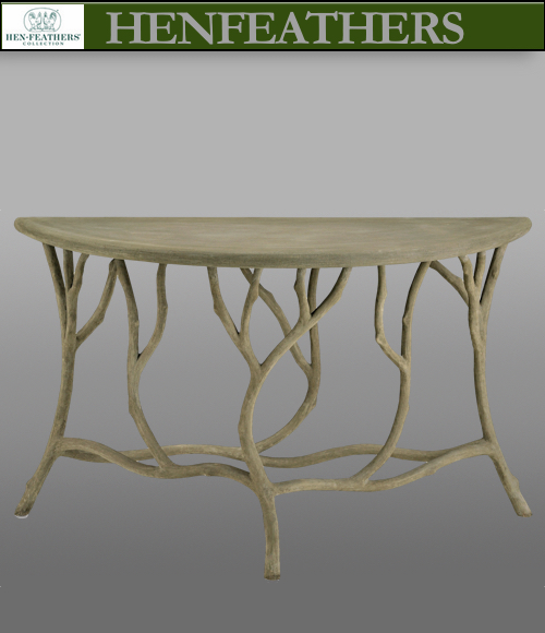 Bois de Bourbon Console Table (n)