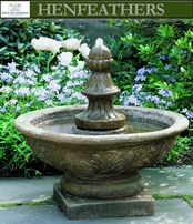 Bordine Finial Fountain