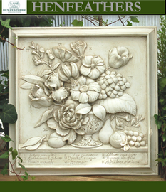 Vintage Botanical Decorative Wall Piece{USA}