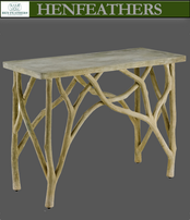 Brookside Branch Side Table (n)