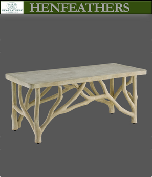 Brookside Branch Table/Bench {n}