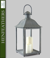 "Large Carriage Lantern 23"" (n)"