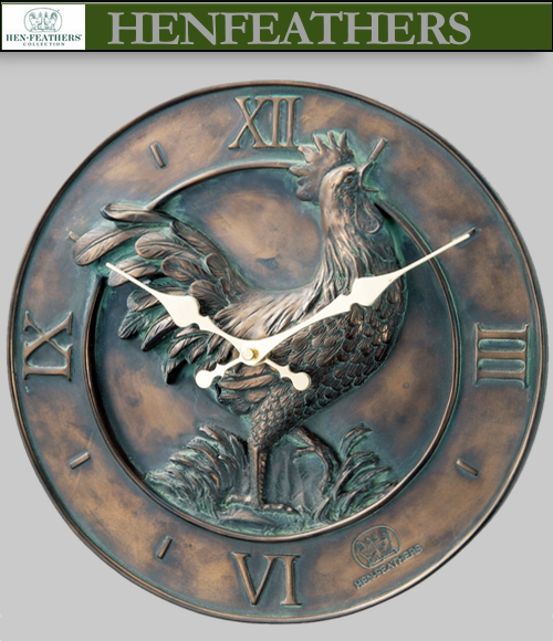 Chanticleer Clock