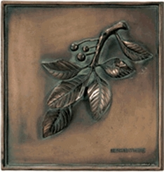 Cherry Tree Study Plaque