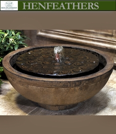 Cirrus Garden Terrace Fountain