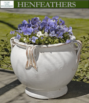 Deauxville Round Handle Pot
