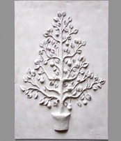 Pear Tree of Life Wall Sculpture {USA}