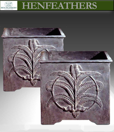Fern Planter Pair {USA} n