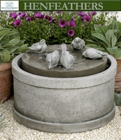 Five Songbirds Fountain