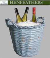 French Basket Wine Cooler {USA}n