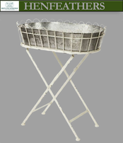 French Country Cafe Beverage Cooler (n)