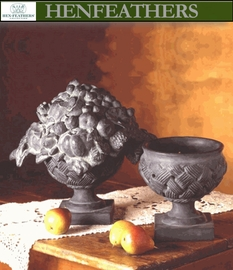 Fruit Cluster Urn   {USA}