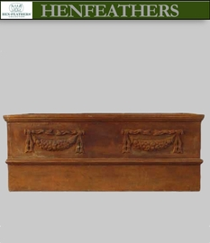 Grand Garland Rectangular Planter {USA}n