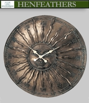 Grand Solstice Sun Clock, Convex