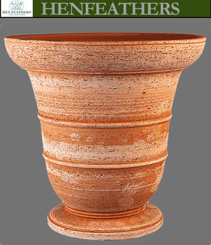 Hand Thrown Cloche Vase by Bunny Williams