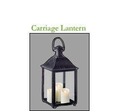 See the Carriage Lantern