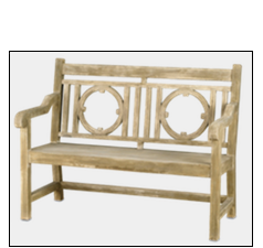 See the Devonshire Loveseat