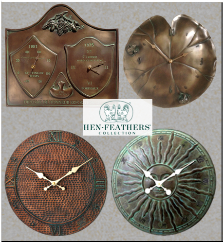 See the HenFeathers Home Decor & Garden Collection