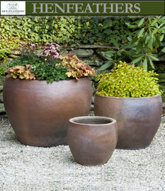 Kon Tum Planters Set of 3