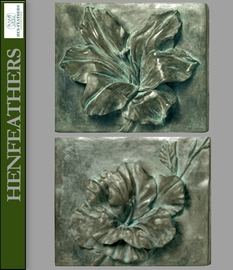 Majestic Botanical Studies Set of 2
