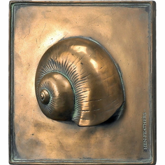 Moon Shell Plaque