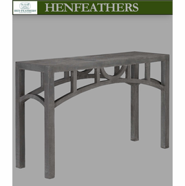 Moongate Console Table