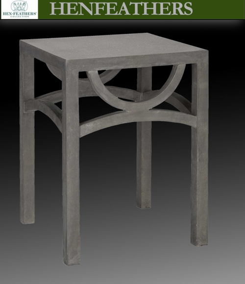 Moongate Side Table