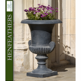Morgan Scroll Urn