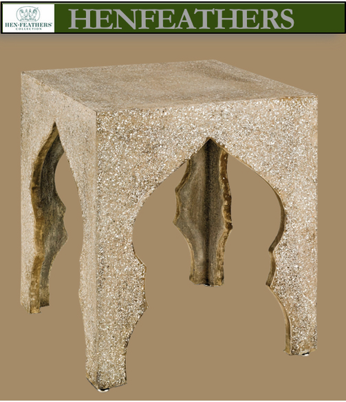 Morocco Accent Table