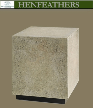 Natural Stone Accent Table