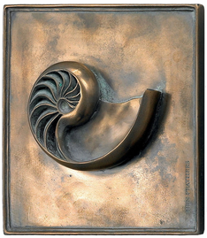 Nautilus Wall Decor - Small