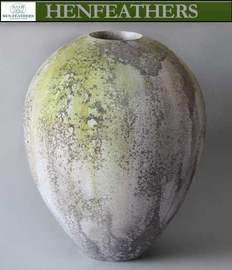 Oval Tear Vase {USA}n