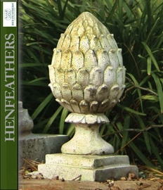 Oxford Artichoke Finial {USA}n