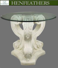 Palm Beach Table Base {USA}n