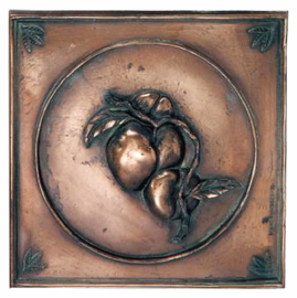 Pear Study Plaque