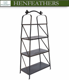 Plant Stands, Etageres, Cloches