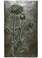 Poppy Study Wall Decor