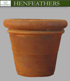Roma Pot with Classic Bull Nose Rim {USA)n