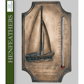 Sailboat Thermometer