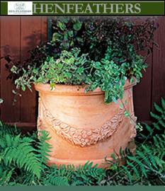 Semicircle Wall Planter