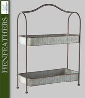 Sussex 2-Tier Plant Stand (n)